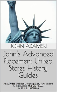 John's 19-20 Guides APUSH Multiple Choice Unit 8 1945-1980 Microsoft Doc