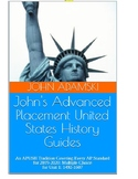 John's Guides APUSH Multiple Choice AP History Period 1: 1