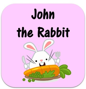 John the Rabbit with Singing, Orff Orchestration, and Unpitched Percussion