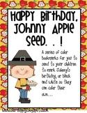Johnny Apple Seed Bookmarks