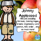 Johnny Appleseed Activities and Johnny Appleseed Mini Unit