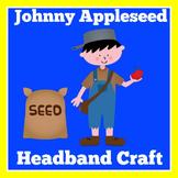Johnny Appleseed Craft | Johnny Appleseed Craftivity