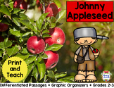 Johnny Appleseed Reading Passages