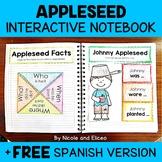 Johnny Appleseed Interactive Notebook Activities