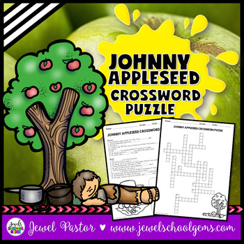 Johnny Appleseed Worksheets Teaching Resources Teachers Pay Teachers