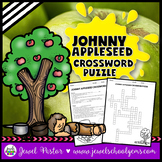 Johnny Appleseed Crossword Puzzle