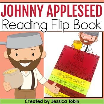 Johnny Appleseed Activities Reading Flip Book