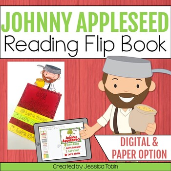 Johnny Appleseed Flip Book