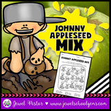 Johnny Appleseed Activities (Johnny Appleseed Worksheets)