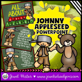 Johnny Appleseed Activities (Johnny Appleseed PowerPoint)