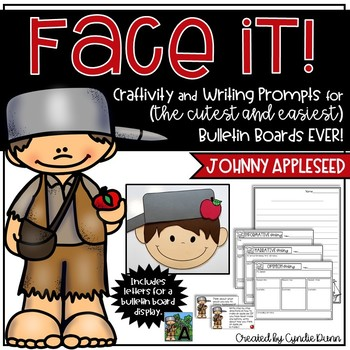 Face It! Johnny Appleseed Bulletin Board