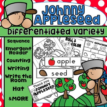 Johnny Appleseed Activities