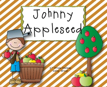 Johnny Appleseed {6 Fall Literacy Activities}