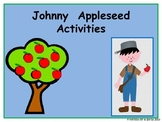 Johnny Appleseed ELA and Math Activities