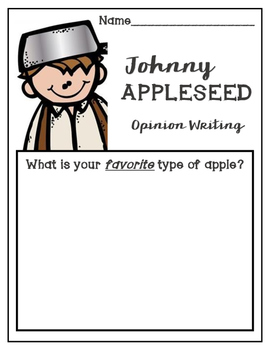 Johnny Appleseed // Activities