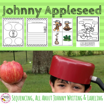 Learn About Johnny Appleseed Activities