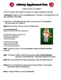 Johnny Appleseed Activities Cross-Curriculum Lesson