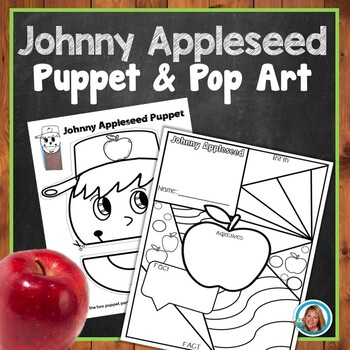 Johnny Appleseed Activities PUPPET