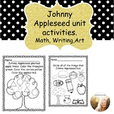 Johnny Appleseed Activity Unit