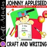 Johnny Appleseed Craft | Apple Activities