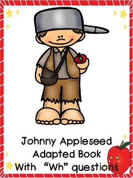 Johnny Appleseed Adapted Book