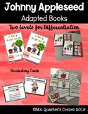 Johnny Appleseed - Adapted Book
