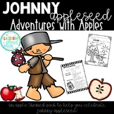 Johnny Appleseed {Adventures with Apples}
