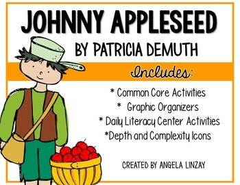 Johnny Appleseed: Aligning 1st Grade Houghton Mifflin to the Common Core