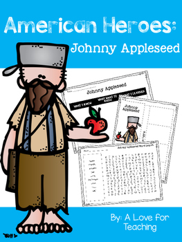 Johnny Appleseed {American Heroes}