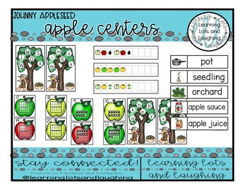 Johnny Appleseed Apple Centers