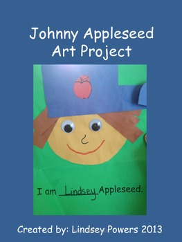Johnny Appleseed Art Project