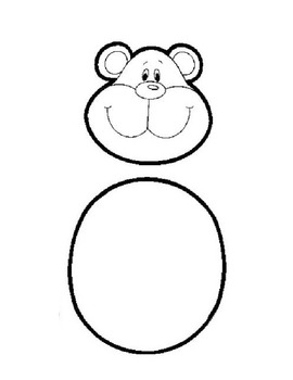 Johnny Appleseed Bear