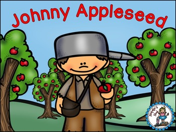 Johnny Appleseed {Book Companion}