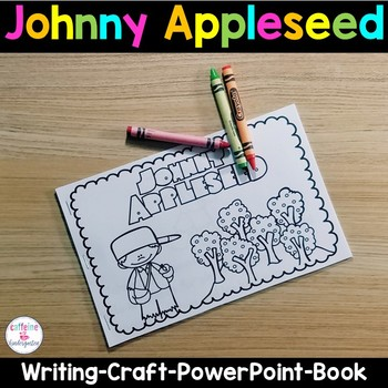 Johnny Appleseed Book Craft