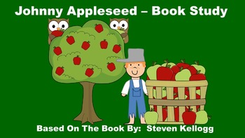 Johnny Appleseed Book Study