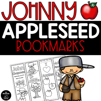 Johnny Appleseed Bookmarks