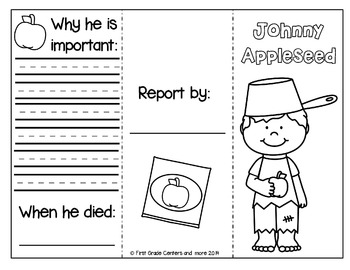 Johnny Appleseed Brochure