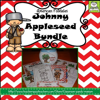 Johnny Appleseed Folktale Bundle