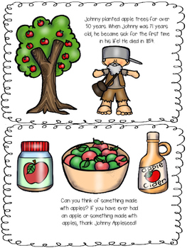 Johnny Appleseed Bundle