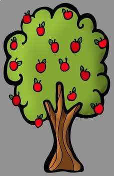 Johnny Appleseed Clip Art