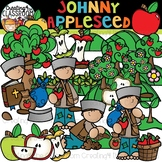 Johnny Appleseed Clipart {Fall Clipart}