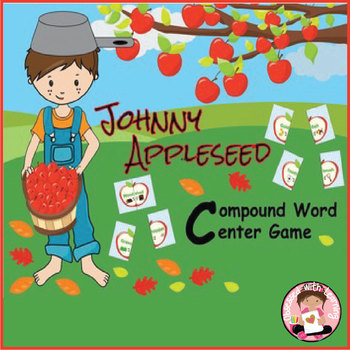 Johnny Appleseed Compound Word Game