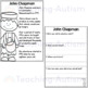 Johnny Appleseed Reading Comprehension Passages and Questions