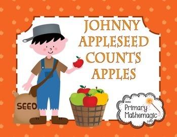 Johnny Appleseed Counts Apples