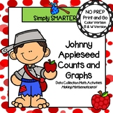 Johnny Appleseed Counts and Graphs:  NO PREP Data Collecti