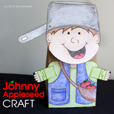 Johnny Appleseed Craft
