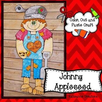 Johnny Appleseed, Fall Crafts