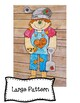 Johnny Appleseed, Fall Crafts, Back to School Craft