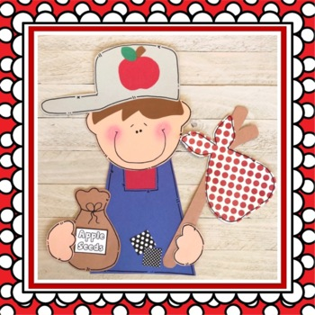 Johnny Appleseed Craft and Class Book