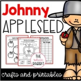 Johnny Appleseed Activities and Craft